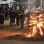 festa di San Giuseppe e accensione del tradizionale Falò
